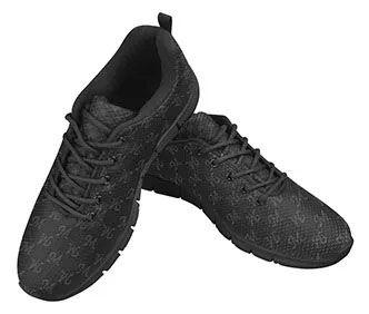 mud-di signature smoky gray running shoe
