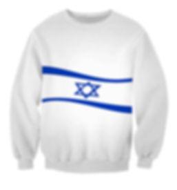 jewish waving star sweatshirt.jpg