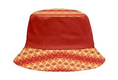 orange flower diamond bucket hat.jpg