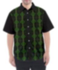 emerald tip Men's short sleeve shirt.jpg