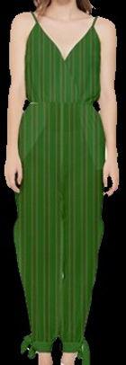 african diagonal green flower sleeveless