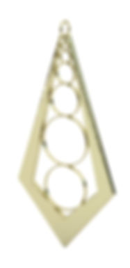arched circles pendant 18k yg.jpg