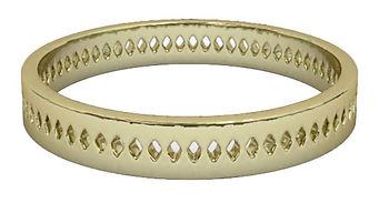 diamond oval punch ring 18k yg.jpg