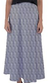 Gray Splashes Flared Maxi Skirt.jpg