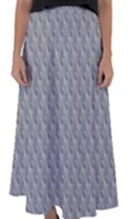 Gray Splashes Flared Maxi Skirt.jpg