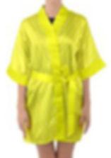 brite yellow faded white lines qs kimono