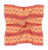 orange flower diamond square scarf (1).p