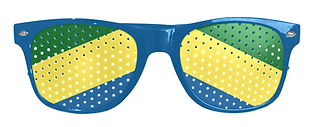 colors of brazil flag sunglasses perfora