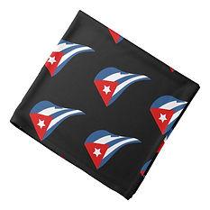 cuban flapping flag black bandana (2).jp