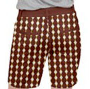 african cream diamond pocket shorts.jpg