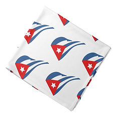 cuban flapping flag white bandana (1).jp