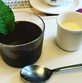 Local Bistro Chocolate Pudding