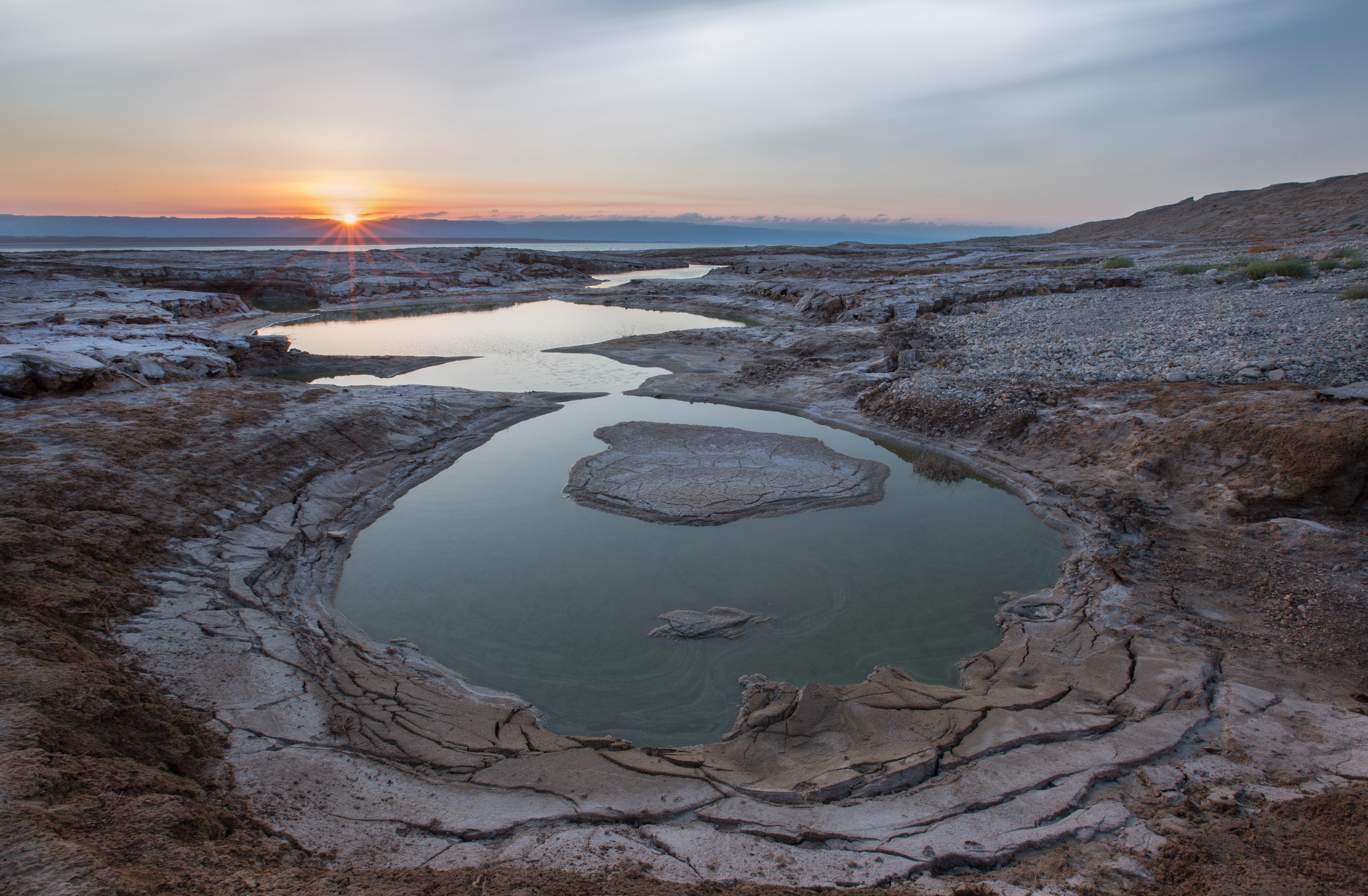 The Sun Lake