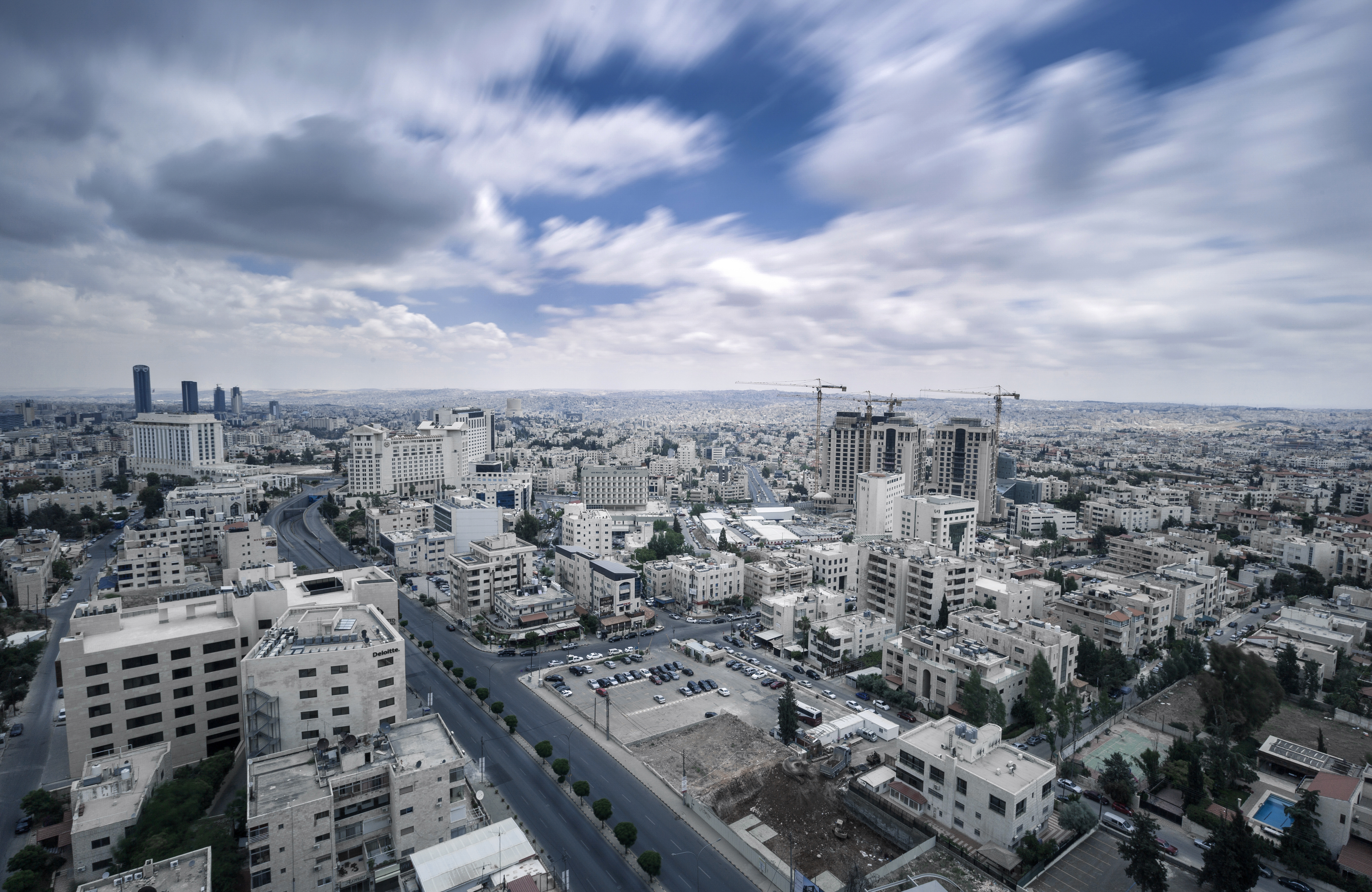 Amman Sky
