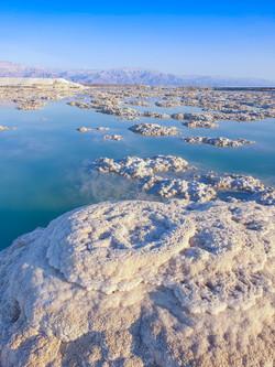 Salt hills