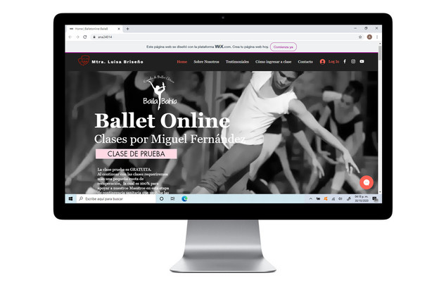 Baila Bahía-Proyecto