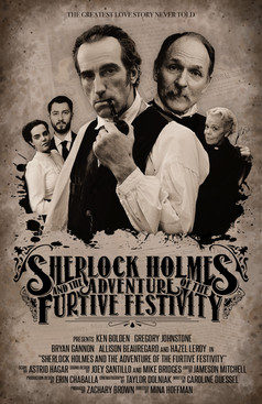 Sherlock Holmes and the Adventure of the Furtive Festivity