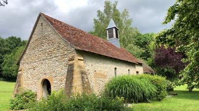 Chapelle St Brice Hausgauen Sundgau