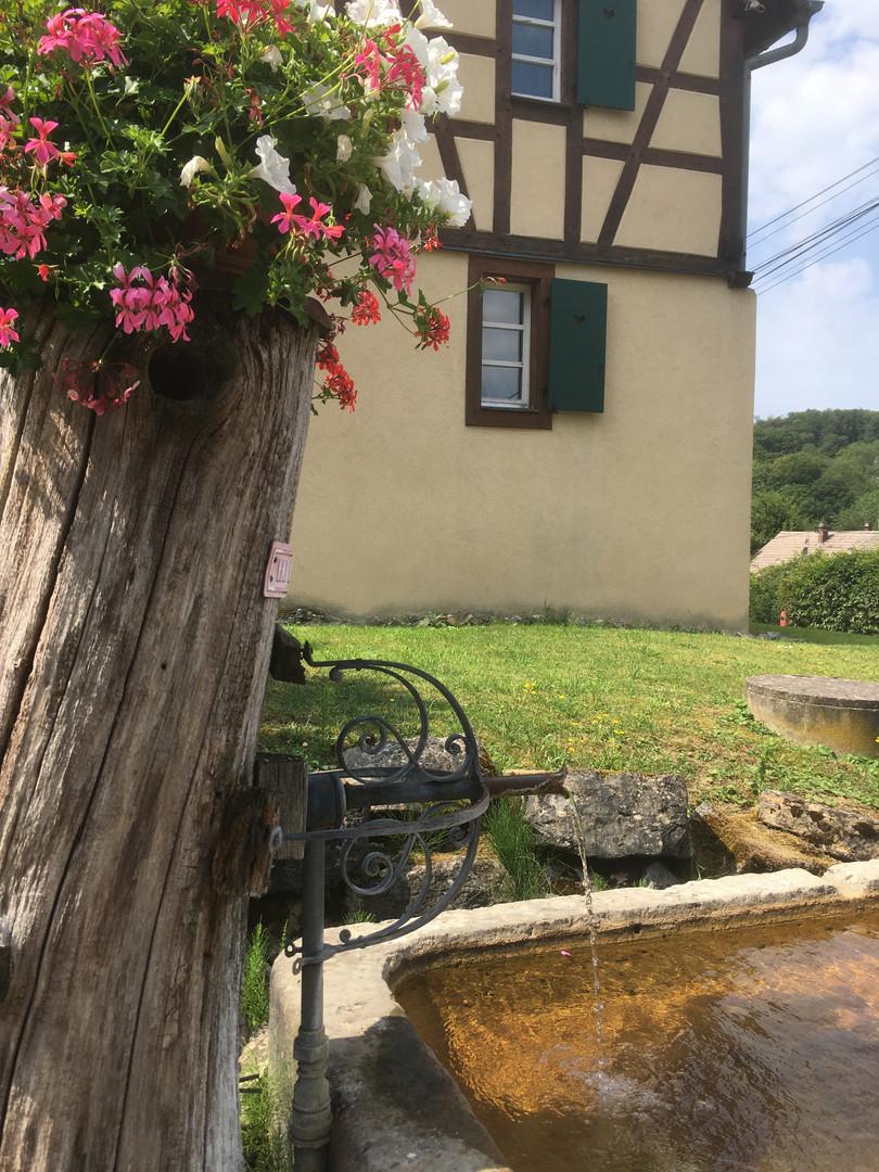 Fontaine à Bendorf