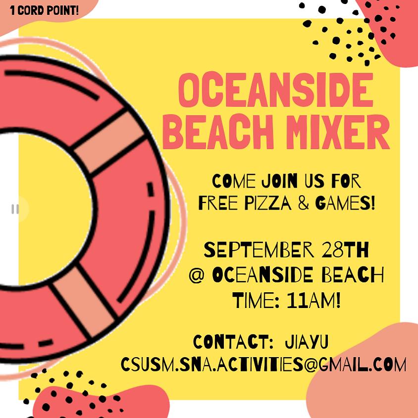 Oceanside Beach Mixer