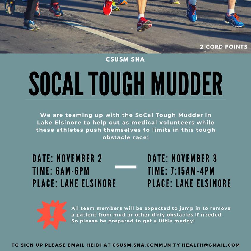 SoCal Tough Mudder