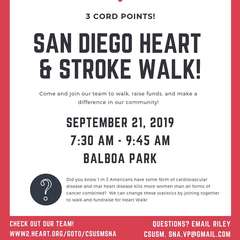San Diego Heart & Stroke Walk