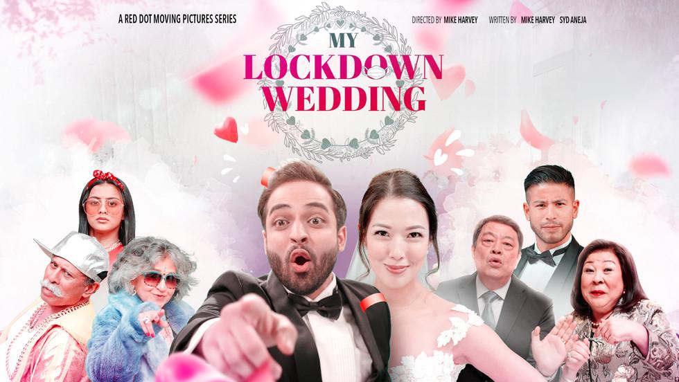MY LOCKDOWN WEDDING