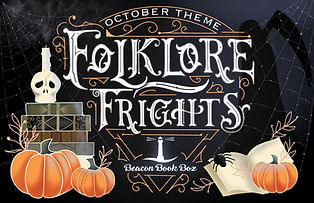 October Box - Folklore Frights