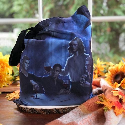 Bookish Vampire Tote Bag