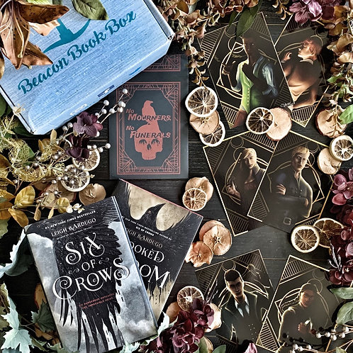 Six of Crows Collector Cards