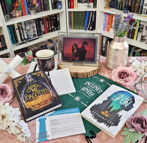 March 2021 - Magical Retellings