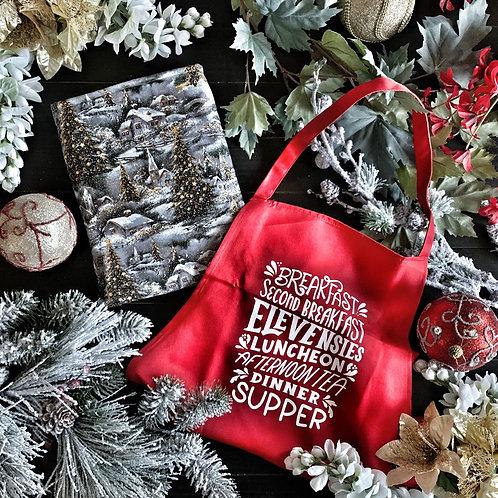 Christmas Village Booksleeve