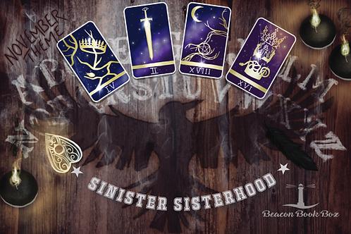 November Box - Sinister Sisterhood
