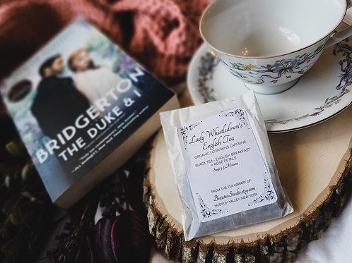 Bridgerton-Inspired Tea