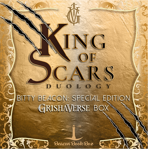 King Of Scars Bitty Beacon Box