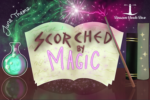 June Box - Scorched By Magic