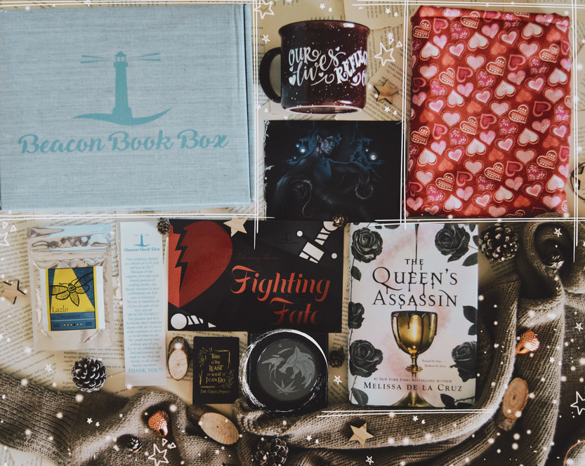 February 2020 Monthly Box