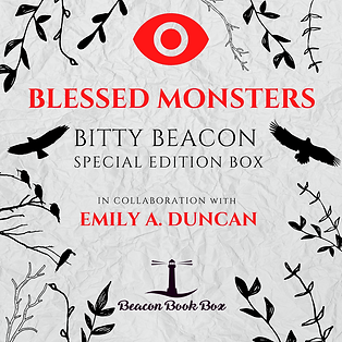 BLESSED MONSTERS Bitty Beacon Special Edition Box