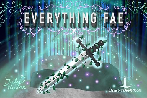 July Box - Everything Fae