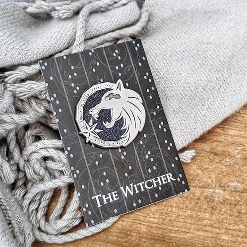 Witcher Enamel Pin