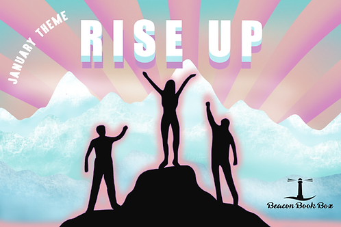 January Box - Rise Up
