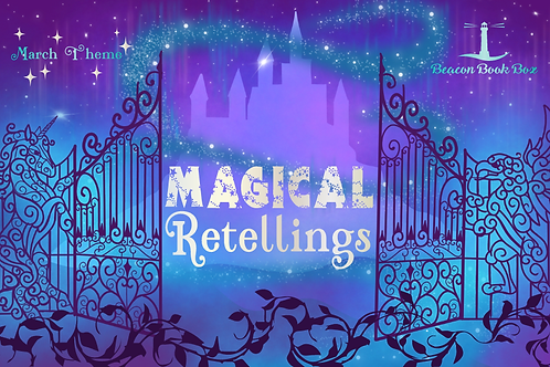 March Box - Magical Retellings