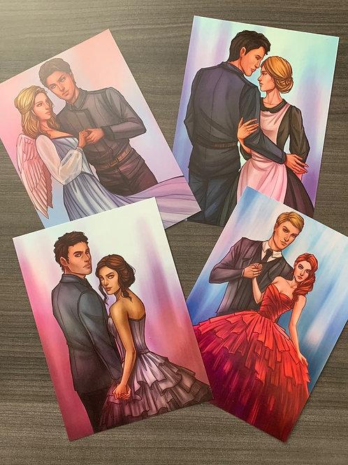 Kiera Cass Prints