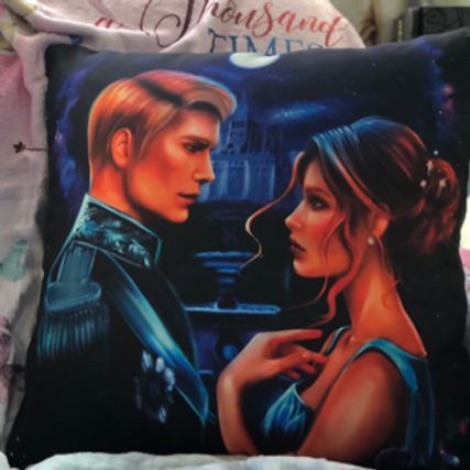 Maxon & America Pillow Case