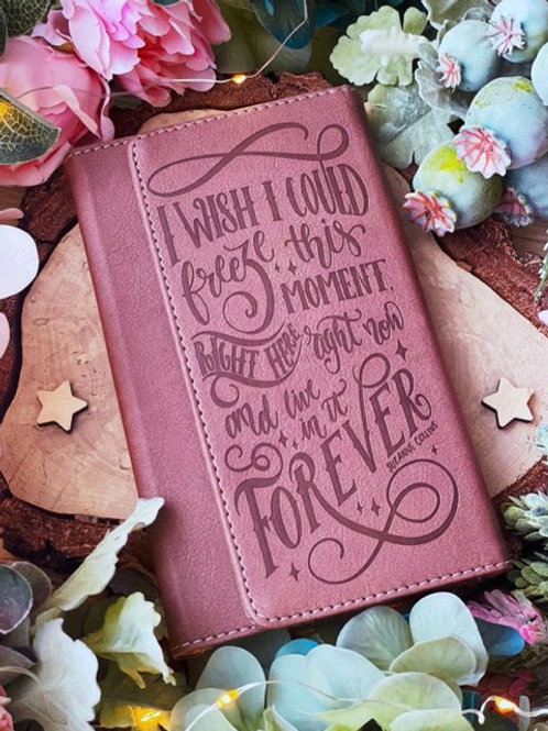 Hunger Games Leather Journal