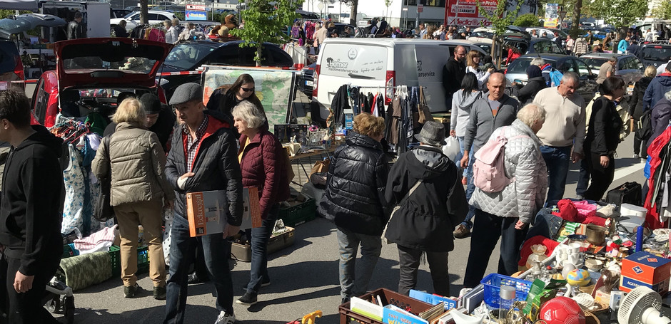 15. September - Die nächste Gelegenheit für Schnäppchenjäger beim Media-Markt Flohmarkt Rosenheim
