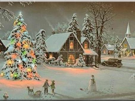 Ein friedvolles Weihnachtsfest und für das kommende Jahr Gesundheit und Glück für Mensch und Tier