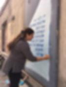 dina segev,street art,visual poetry,poetry,song, art,israeli art, graffiti,graff, kiryat hamelacha, tel aviv,אמנות רחוב,קריית המלאכה,ציור,אמנות ישראלי,dope art,urbanism