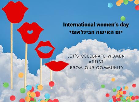 יום האישה הבינלאומי//international Women's day