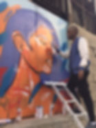 shimon wanda,shimdart,street art, art,israeli art, graffiti,graff, kiryat hamelacha, tel aviv,אמנות רחוב,קריית המלאכה,ציור,אמנות ישראלי,dope art